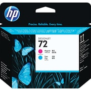 HP (C9383A) Magenta and Cyan Printhead Dual Pack
