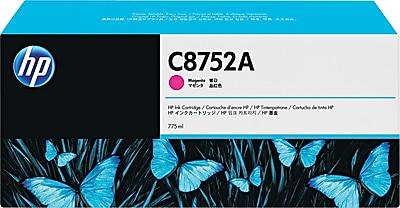 HP CM8050/CM8060 Magenta Ink Cartridge (C8752A)