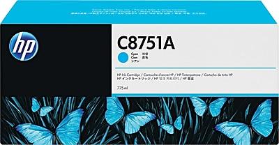 HP CM8050/CM8060 Cyan Ink Cartridge (C8751A)