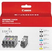 Canon® (1034B010) Color Ink Cartridge, Multi-pack (5 cart per pack)