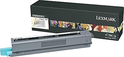 Lexmark X925 Black Toner Cartridge (X925H2KG), High Yield