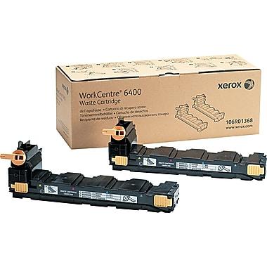 Xerox WorkCentre 6400 Waste Toner Cartridge (106R01368), 2/Pack