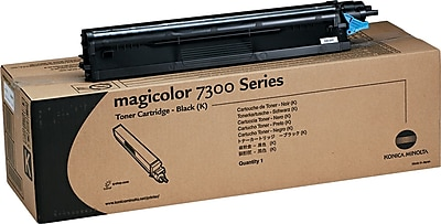 Konica Minolta Black Toner Cartridge (1710530-001)