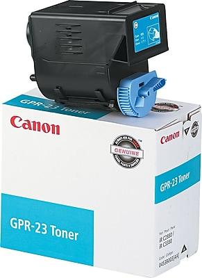 Canon GPR-23 Cyan Toner Cartridge (0453B003AA)