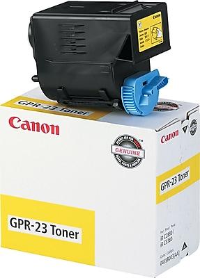 Canon GPR-23 Yellow Toner Cartridge (0455B003AA)