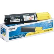 Epson® S050187 Toner, 4000 Page-Yield, Yellow, High Yield