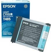 Epson T485 Light Cyan Ink Cartridge (T485011)