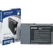 Epson 543 Matte Black Ultrachrome Ink Cartridge (T543800)