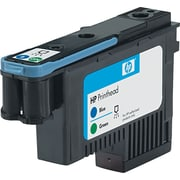 HP 70 (C9408A) Blue and Green Printhead