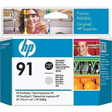 HP 91 Photo Black/Light Gray Printhead (C9463A)