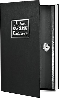 Barska AX11682 Hidden Book Safe, Dictionary