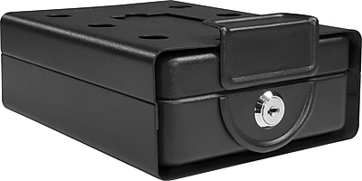 Barska AX11812 Compact Safe with Key Lock