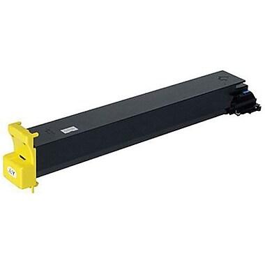 Konica Minolta MC7450 Yellow Toner Cartridge (8938-614), High Yield