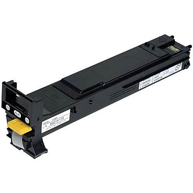Konica Minolta Black Toner Cartridge (A06V133), High Yield