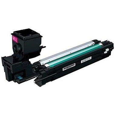 Konica Minolta MC3730 Magenta Toner Cartridge (A0WG0DF), High Yield