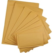 Staples® Kraft Bubble Mailer Envelopes - Pull-Tab Strip