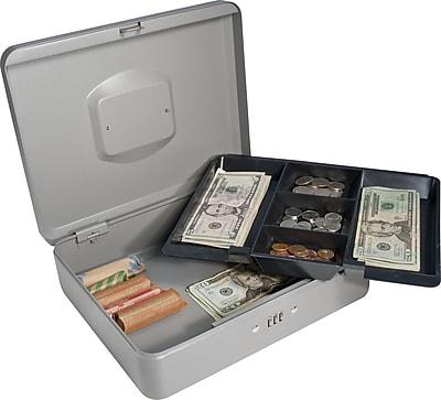 Barska® Large Cash Box with Combination Lock