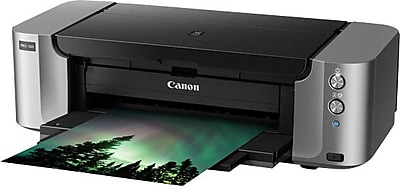 Canon® PIXMA® Pro-100 Wireless Color Inkjet Single-Function Printer (6228B002)
