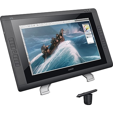 Wacom Cintiq 22HD Interactive Pen Display Tablet