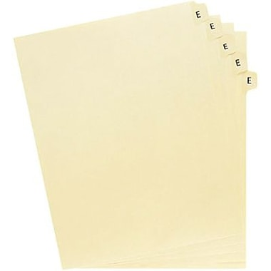 Oxford® Legal Trade Exhibit Index Tab Dividers,