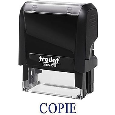 Trodat® Printy 4911 Climate Neutral Self-Inking Stamp - COPIE
