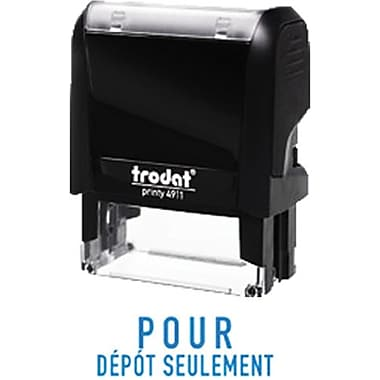 Trodat Printy 4911 Self-Inking Stamp,