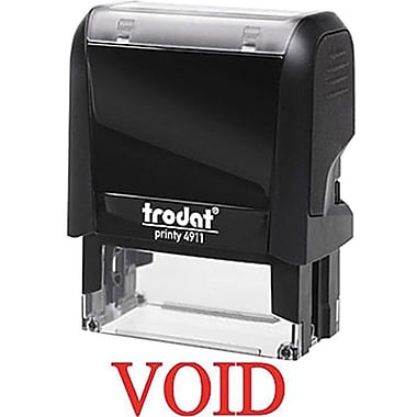 Trodat® Printy 4911 Climate Neutral Self-Inking Stamp - VOID