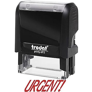 Trodat® Printy 4911 Climate Neutral Self-Inking Stamp - URGENT