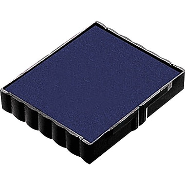 Trodat® 4921 Replacement Ink Pad, Blue, 2-Pack