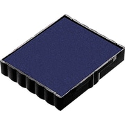 Trodat 4921 Replacement Ink Pad, Blue, 2-Pack