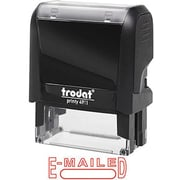 Trodat® Printy 4911 Climate Neutral Self-Inking Stamp - E-MAILED, with Window