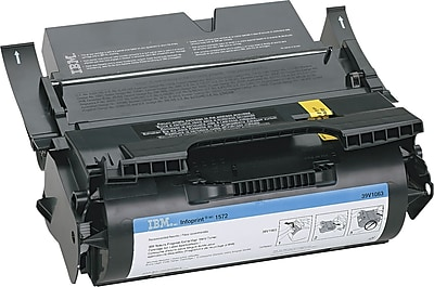 InfoPrint Black Toner Cartridge (39V1063), High Yield
