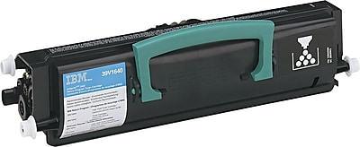 InfoPrint Solutions Company™ 39V1640 Toner, 6000 Page-Yield, Black