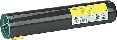 InfoPrint A11 Yellow Toner Cartridge (39V2214), High Yield