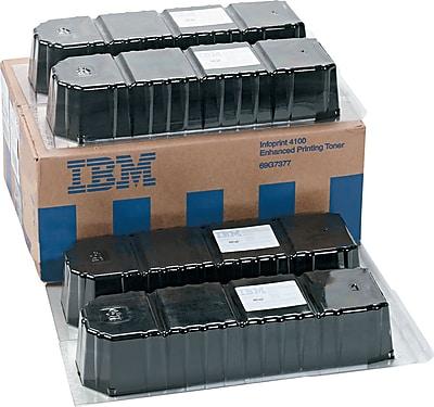 InfoPrint Black Toner Cartridge (69G7377), 4/Pack