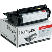 Lexmark Optra T Black Toner Cartridge (12A5745), High Yield