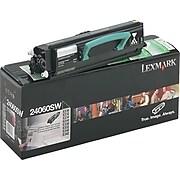 Lexmark 24060SW Black Standard Yield Toner Cartridge