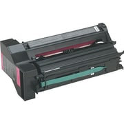 Lexmark C7720MX Magenta Toner Cartridge, Extra High Yield Return Program