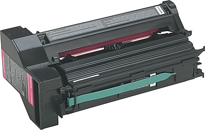 Lexmark C7720MX Magenta Toner Cartridge, Extra High Yield Return Program