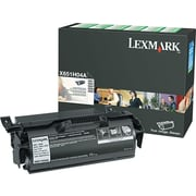 Lexmark X651/X658 Black Toner Cartridge (X651H04A) for Label Applications, High Yield Return Program