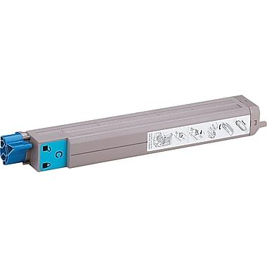 OKI Cyan Toner Cartridge (42918983), High Yield