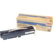 OKI Black Toner Cartridge (52117101), High Yield