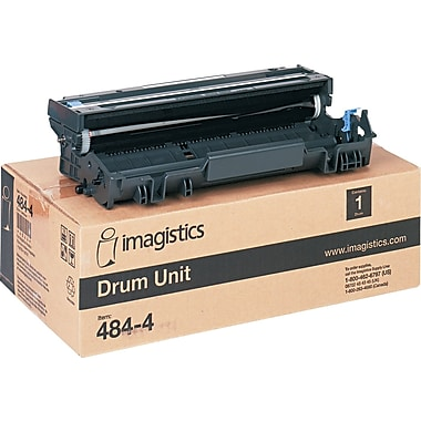 Pitney Bowes® 4844 Drum Unit; Remanufactured, Black