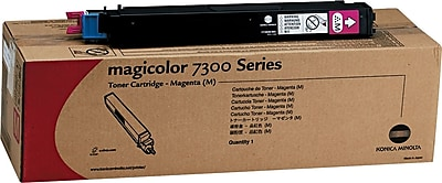 Konica Minolta Magenta Toner Cartridge (1710530-003)