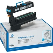 Konica Minolta Cyan Toner Cartridge (1710602-008), High Yield