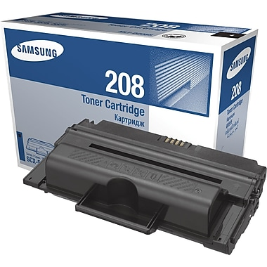 Samsung Black Toner Cartridge (MLT-D208S), Standard