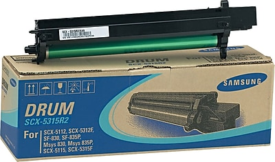 Samsung SCX5315R2 Drum Unit, Black