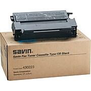 Savin 430223 Black Standard Yield Toner Cartridge