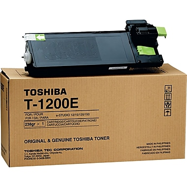 Toshiba Black Toner Cartridge (T-1200)