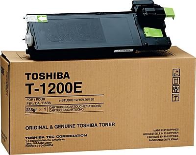 Toshiba Black Toner Cartridge (T-1200)